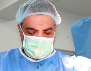 Operatie rinoplastie cu Dr Rachad