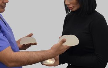 Implant mamar - operatie marire sani