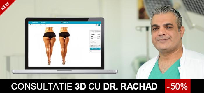 Consultatie 3d liposuctie